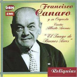 canaro francisco el tango de buenos aires cd nuevo