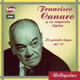 canaro francisco los grandes tangos del 40 cd nuevo