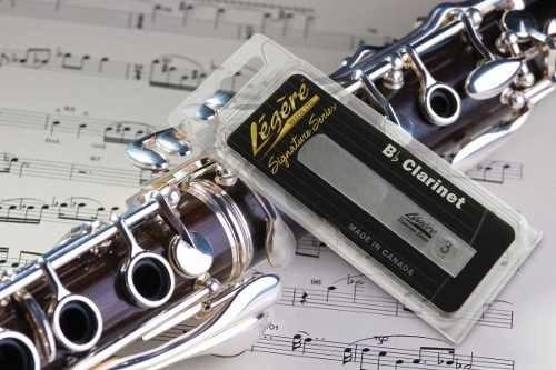 cañas clarinete legere signature