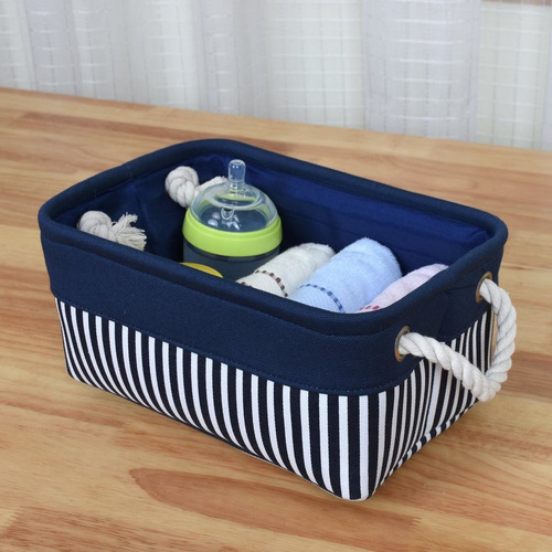 canasta de almacenaje para juguetes, cosas de bebé, cesto
