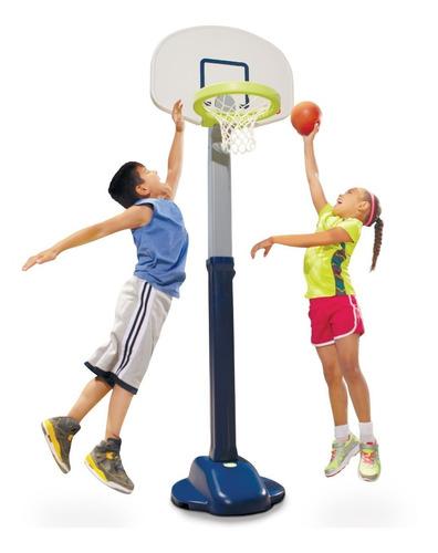 canasta de basketball infantil