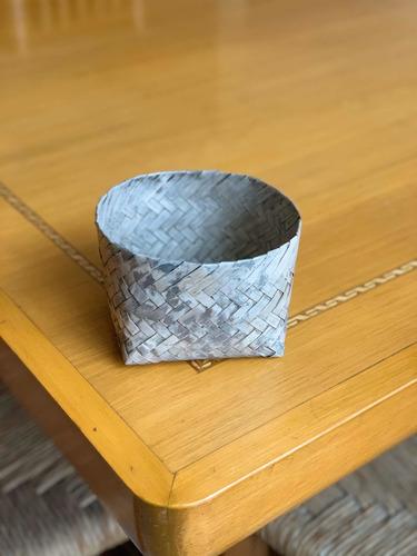 canasta de plata tane