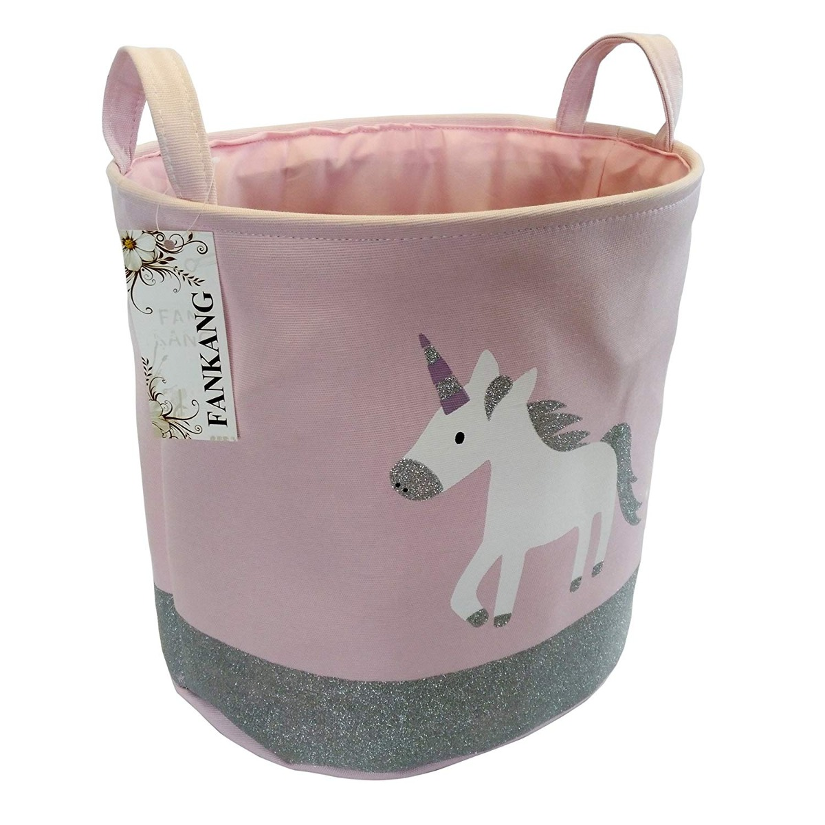 Canasta Fankang Grande Para Ropa Juguetes -rosa - $ 899.00 en ...