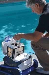 canasta filtro ultra fino dolphin e10 original stock envios!