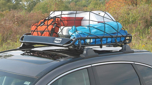canasta parrila de carga  para carro  125 lbs capacidad