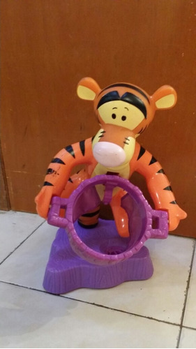 canasta tigger de pooh