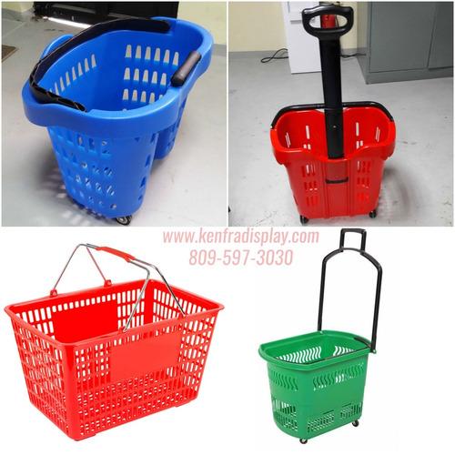 canastas de compra a buen precio y de buena calidad