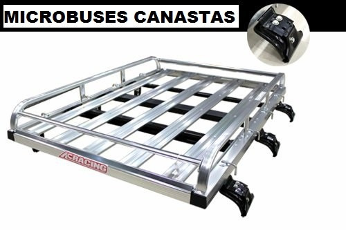 canastas pick-up aluminio y todo 4x4, autos, ac racing