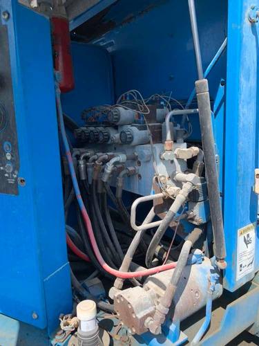 canastilla genie z60 diesel 4x4