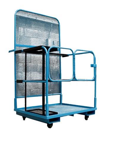 canastilla para montacargas mantenimiento y manejo de tarima