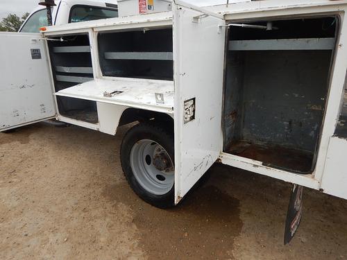 canastillas hidarulicas 2007 ford f550 gm106310