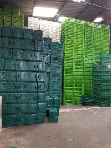 canastillas plasticas fabricantes