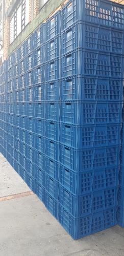 canastillas plásticas fabricantes solo al por mayor