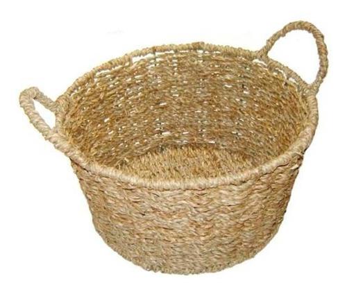 canasto cesto seagrass organizador cocina - bric
