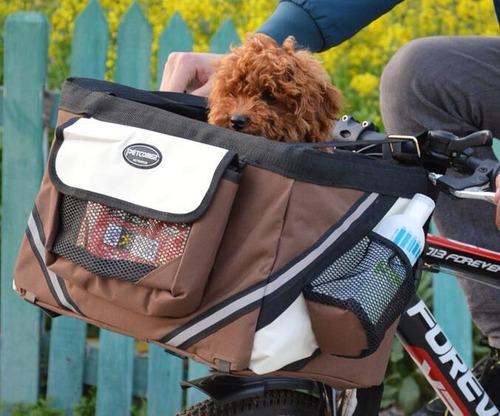 canasto de mascota para bicicleta / grupo tornado / volmark