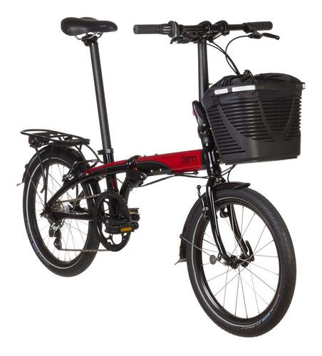 canasto delantero bici tern holdem basket dahon sis klickfix