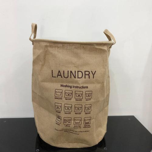 canasto laundry cesto para ropa sucia o limpia plegable