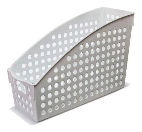 canasto organizador trapecio rectangular colombraro