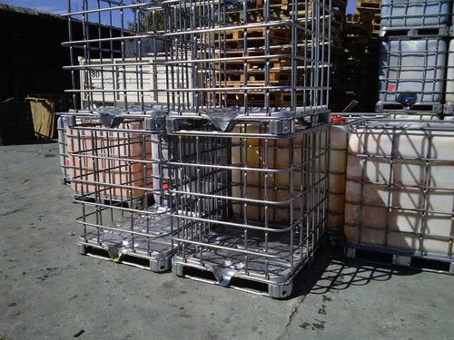 canasto rack metal apilable jaula galvanizado