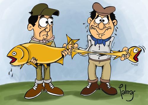 cancamos o saca vueltas para pesca numero 2 de acero