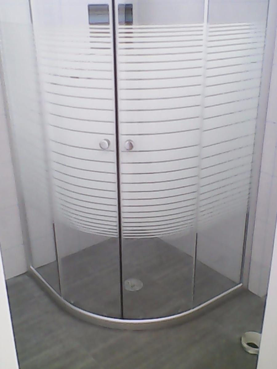 Donde Comprar Muebles De Baño : Cancel cristal p baño frente curvo  en mercado