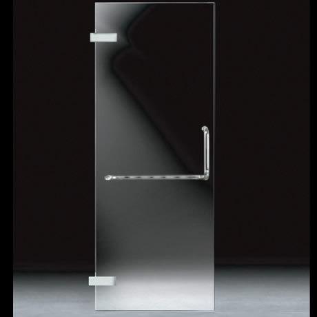 Cancel puerta cristal templado 10mm 5 816 for Cuanto sale una puerta