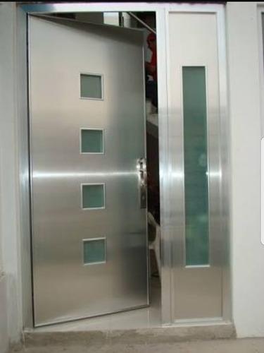 canceleria en aluminio
