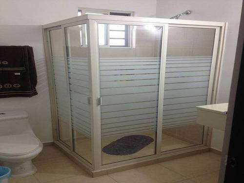 Canceles de ba o con acrilico de aluminio en mercado libre - Muebles de bano de aluminio ...