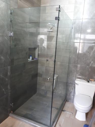 canceles para baño en cristal templado