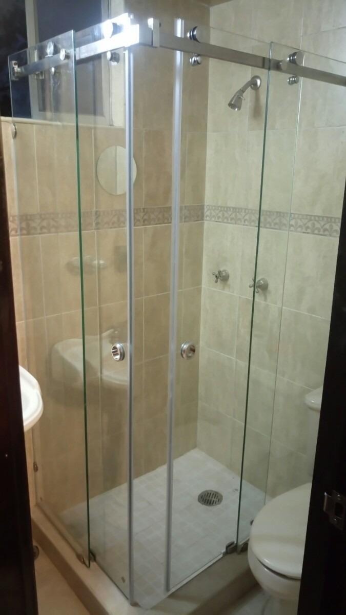 Canceles para ba os y puertas de cristal 2 en - Puertas cristal bano ...