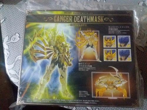 cancer soul of gold bandai myth cloth ex