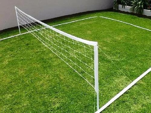 cancha de fútbol tenis exahome kit súper completa