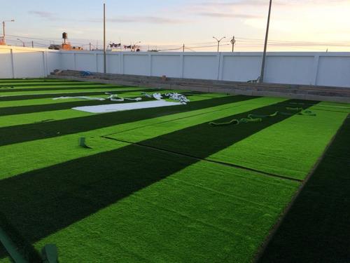 cancha de grass sintético