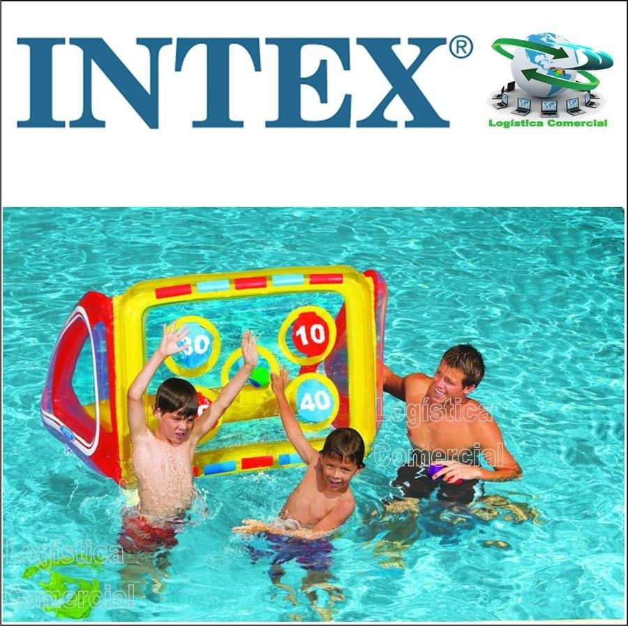Cancha de juego inflable pelota intex piscina playa for Piscina inflable intex