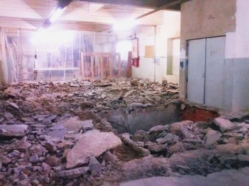 canchas veredas pisos cemento hormigon alisado llaneado