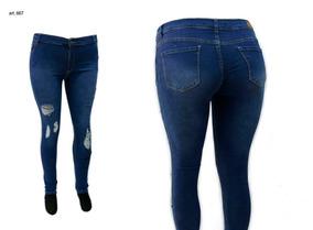 61fd75d1578 Jeans Mujer Cancheros Talles Especiales - Ropa y Accesorios en ...