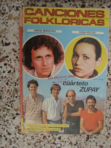 cancionero folklorico julia e davalos marziali s rocha zupay