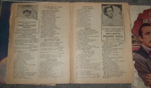 cancioneros años 1945
