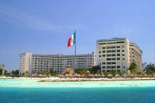cancun, casa maya
