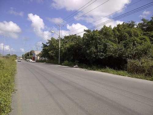 cancun terrenos comerciales o residenciales en venta