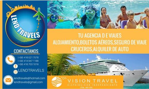 cancun,hawai,las vegas vacaciones al maximo