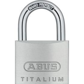 Candado Abus Aleación Titalium St 40mm