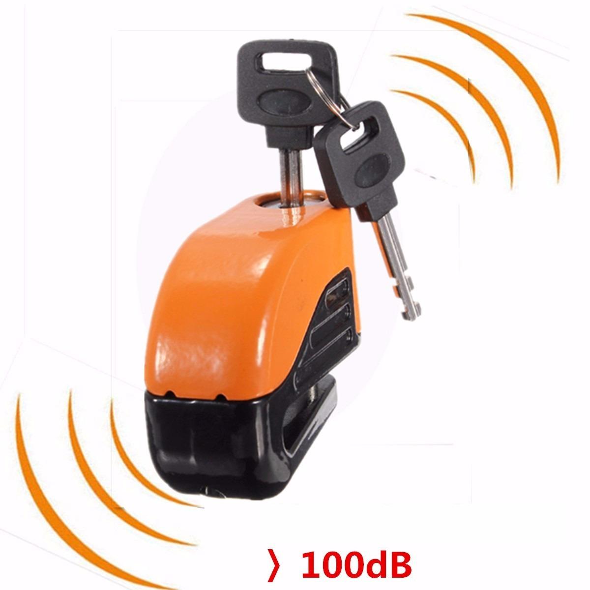 ff6da00591 candado con alarma moto, bicicleta, accesorios ktm duke. Cargando zoom.