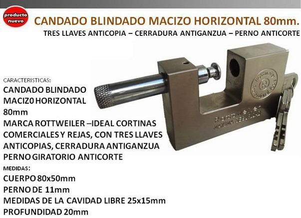 Perno giratorio de seguridad de gran tama/ño cerradura de la puerta