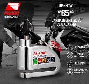 eb3292ab00c Candado Disco Freno - Seguridad para Motos en Mercado Libre Perú