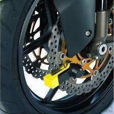 candado de moto onguard boxer 8052- moto tipo freno de disco