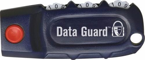 candado de seguridad para memoria usb flash data guard 90123