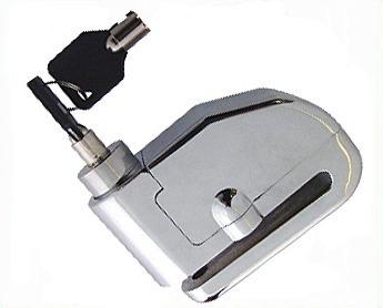 candado disco moto accesorio