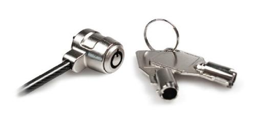 candado klip xtreme con llave largo 150 cm.
