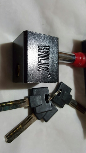 candado monopin security lock